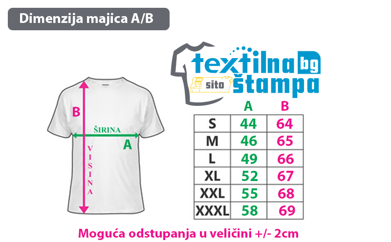 POLO | pamučna majica kratkih rukava 170gr (Ž)